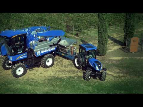 New Braud 9000 Excellence reinvented | New Holland Agriculture