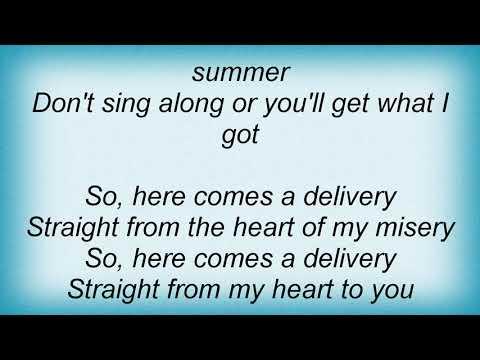 Babyshambles - Delivery Lyrics