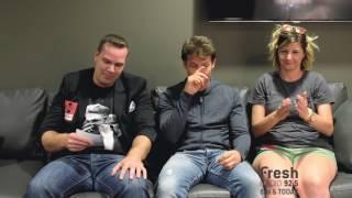 Dani and Jay Meet James Blunt