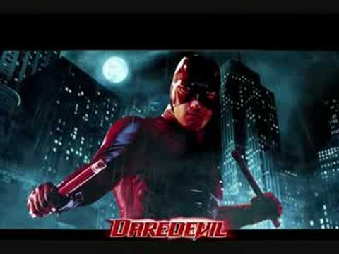 Daredevil: The Album Part 1: Track 1: Won't Back Down