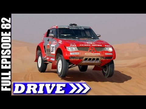 UAE Desert Challenge, UAE & More | DRIVE TV Show | Full Episode # 82 (HD)