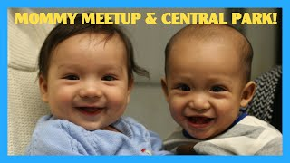 Mommy Meetup & Central Park!