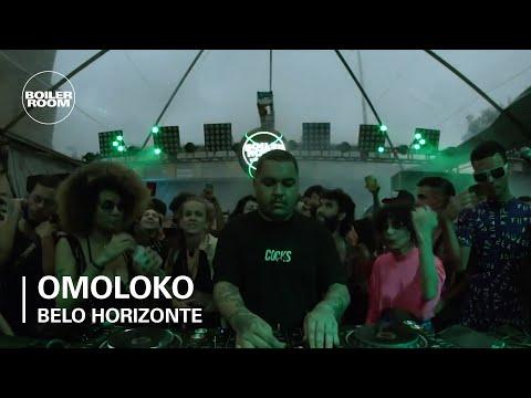 OMOLOKO | Boiler Room: 101Ø Belo Horizonte; 2020