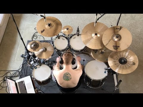 FULL DRUM COVER • Clairvoyant • The...