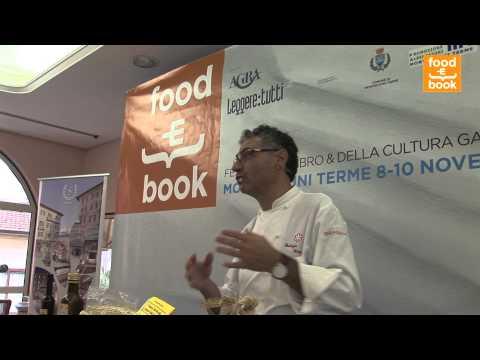 Food e Book | Show cooking Fabrizio Girasoli