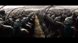 The Hobbit  The Battle of the Five Armies 2014 Trailer