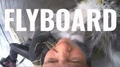 YleX Viikonloppu: Flyboard