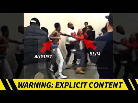 August Alsina Brawl -- Security Guards Helped Singer Ambush Me ... Promoter Claims | TMZ