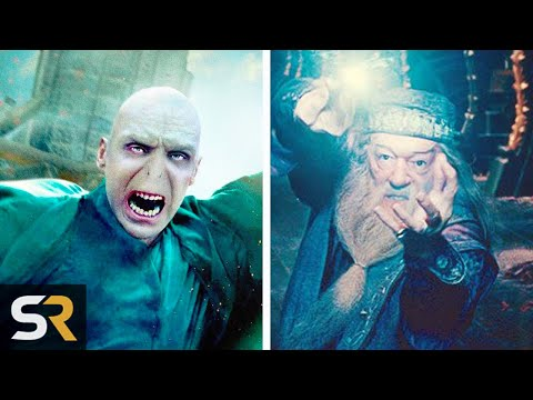 The 20 Most Powerful Witches And Wizards In The Harry Potter Universe