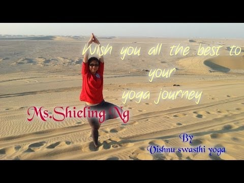 Yoga practice For Transformation l  Swasthi Yoga Studio Doha