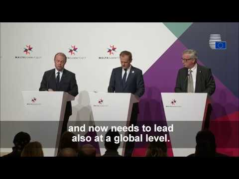 Highlights of the Informal Meeting of EU Heads of State or Government in Malta