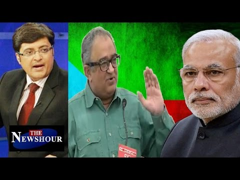 Balochistan - An International Issue: The Newshour Debate (15th Sep 2016)