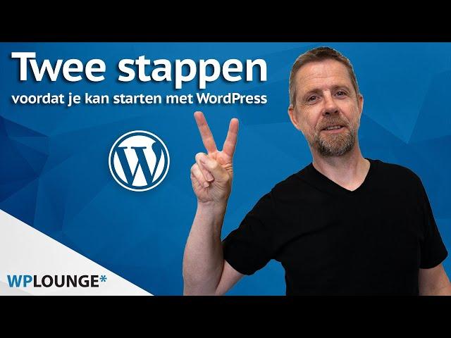 Domeinnaam en Hosting | Wat kost het starten van een WordPress website?