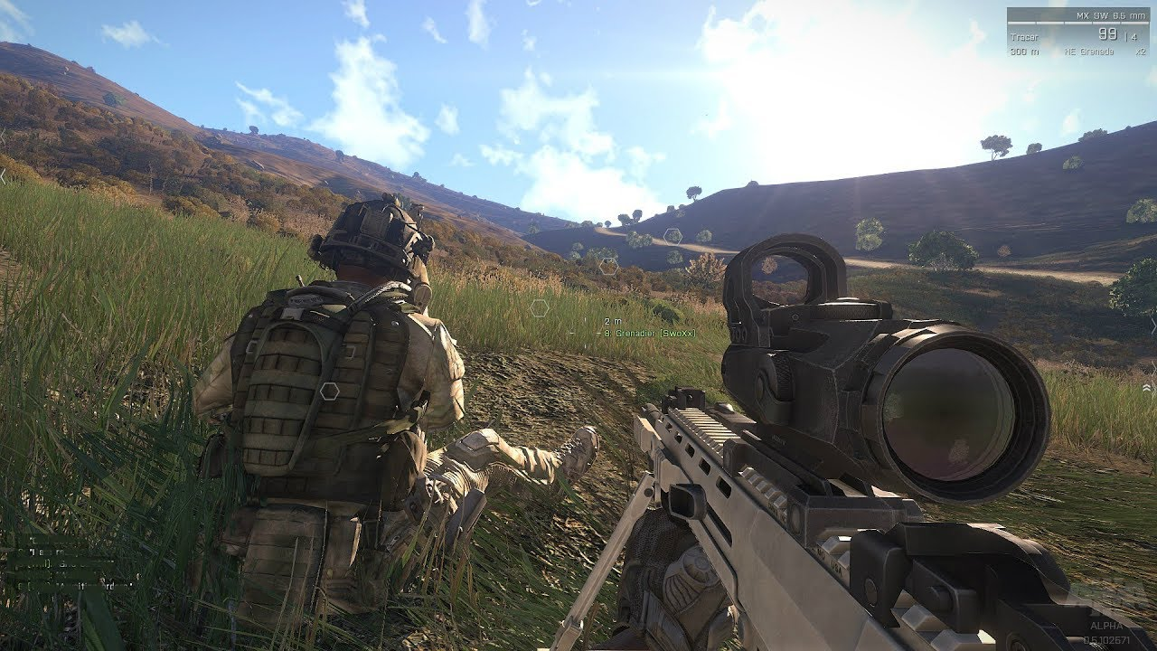 Most Realistic Shooter Game Ever Arma 3 Apex Youtube