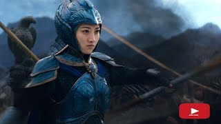 The Great Wall Movie  ARMY INTRO SCENE