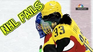 NHL 17 FUNNY CLIPS