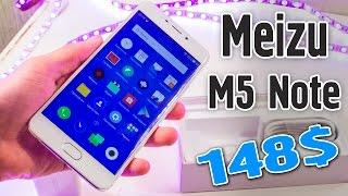 Meizu M5 Note - Распаковка: первое впечатление! Огонь за 148$