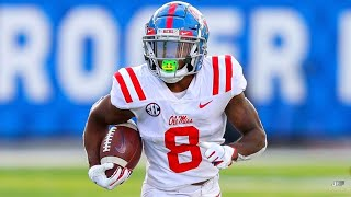 Early Round Wide Receiver Options for the Browns in the 2021 NFL Draft - Sports 4 CLE, 4/13/21