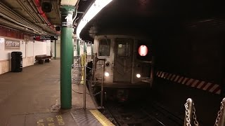 New York City Subway: Vernon/Jackson, Times Square, South Ferry