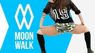 MoonWalk: TWERK DANCE TUTORIAL [Official Episode 6]
