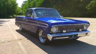 "1964 Ford Ranchero Falcon ""Truclet""  - #Modified"