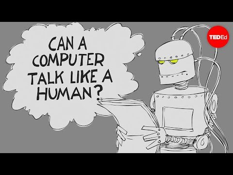 Video image: The Turing test: Can a computer pass for a human? - Alex Gendler