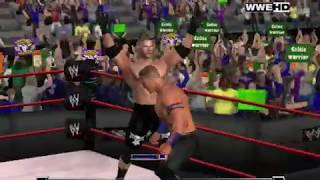 WWE ultimate impact 2017 pc gameplay John Cena vs Brock Lesnar