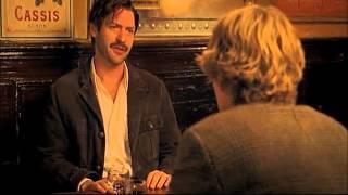 "Midnight In Paris (2011) Scene: ""What Are You Writing?""/'Hemingway'."
