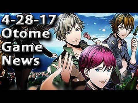 4-28-17 Otome Game News - Ft. Arcana Famiglia Collezione!