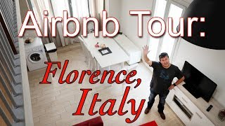 Gambar cover Apartment Tour | Florence, Italy Airbnb