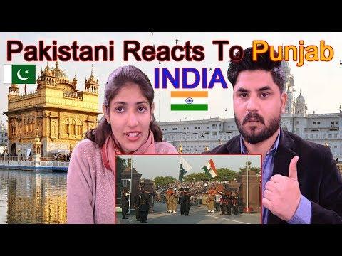 Pakistani Reacts To   Punjab India   Punjab awesome state of India   भारत का सबसे अद्भुत राज्य