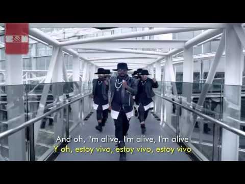 #thatPOWER ft. Justin Bieber - Will.i.Am  - Lyrics - Sub. Español