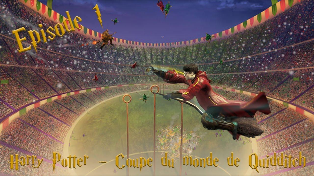 Harry Potter Quidditch Spiele