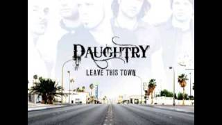 Get Me Through - Daughtry - BONUS SONG - Lyrics - *HQ*