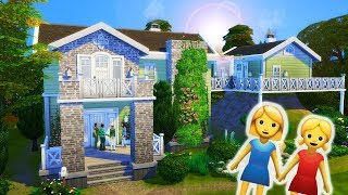 Building a HOUSE with DELIGRACY! (The Sims 4)