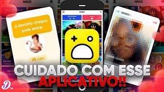 HAGO: O Aplicativo mais PERIGOSO da PlayStore! (Investigação Hago - Detetive Youtuber)