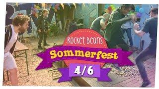 [4/6] Zerplatzte Träume & Dosenparade | Rocket Beans TV-Sommerfest | 30.09.2016