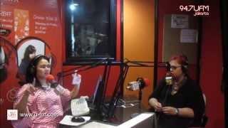 94.7 UFM Jakarta - Moza Pramita in MOMMIES' DIARY - Memiliki Boss Perempuan