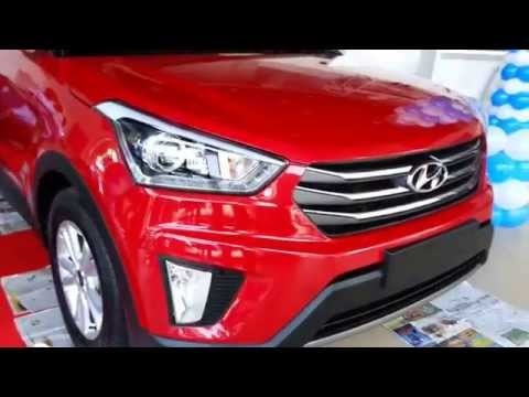 Hyundai Creta ix25 Exterior and Interior Launch day HD