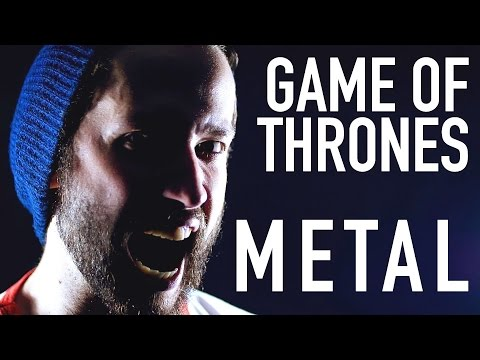 The Rains of Castamere - METAL Game of Thrones (cover by Jonathan Young)