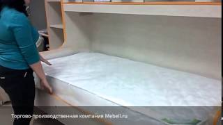 Джуниор детская кровать(, 2015-02-16T09:55:36.000Z)