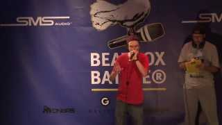 Phil Harmony - Elimination - German Beatbox Battle 2014