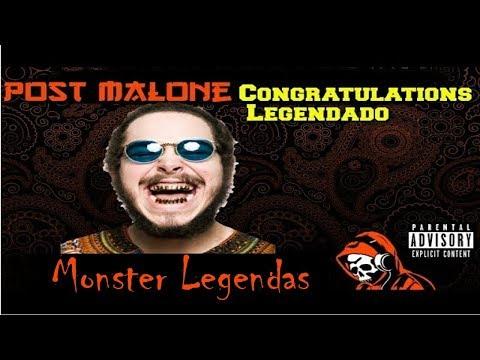 Post Malone Congratulations(ft.Quavo) (Legendado) [Live]
