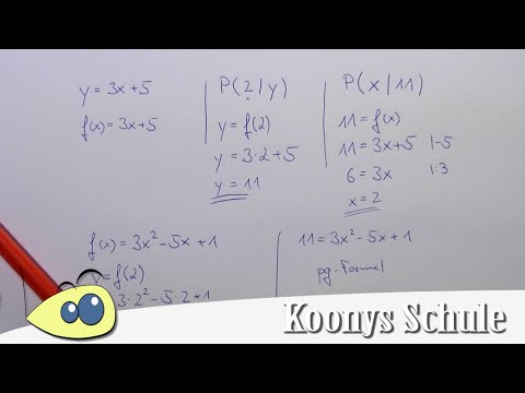 Lineare, orthogonale (zueinander senkrechte) Funktionen, m1*m2=-1 | Mathe by Daniel Jung from YouTube · Duration:  3 minutes 36 seconds