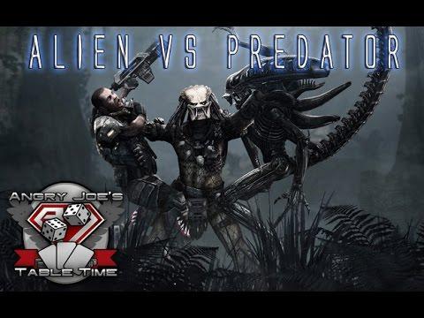 Alien Vs Predator: Boardgame [AJ's TableTime!]
