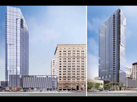 Playhouse Square apartment tower moves forward