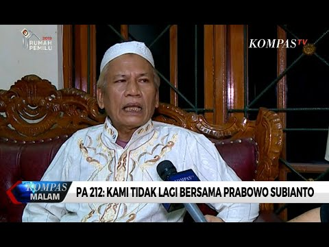 Prabowo Subianto Bertemu