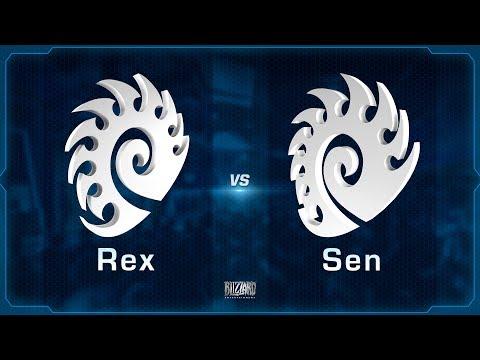 Rex vs Sen | Ro8 D3 Match 2 | WCS Valencia