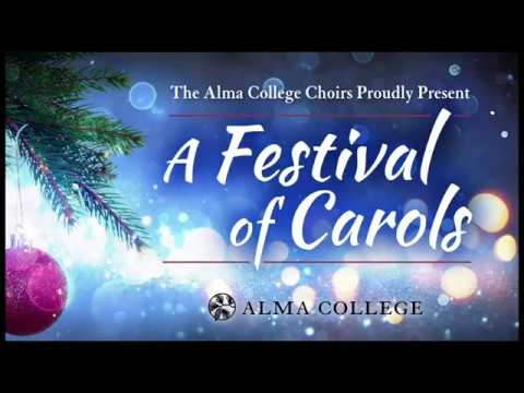 Alma College Festival Of Carols 2019