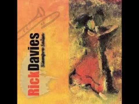 Rick Davis - Calle loca (Siempre Salsa)
